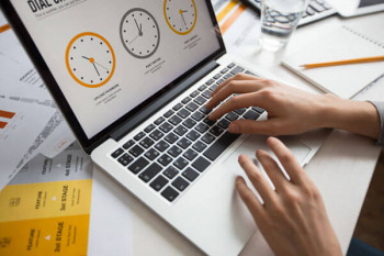 check time attendance software